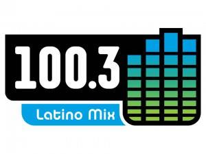 1003 latino mix new logo