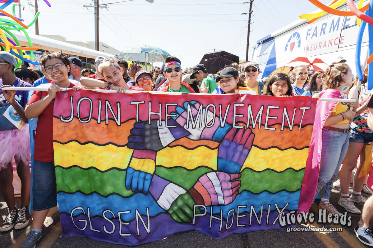 from Dakota gay pride parade phoenix 2009
